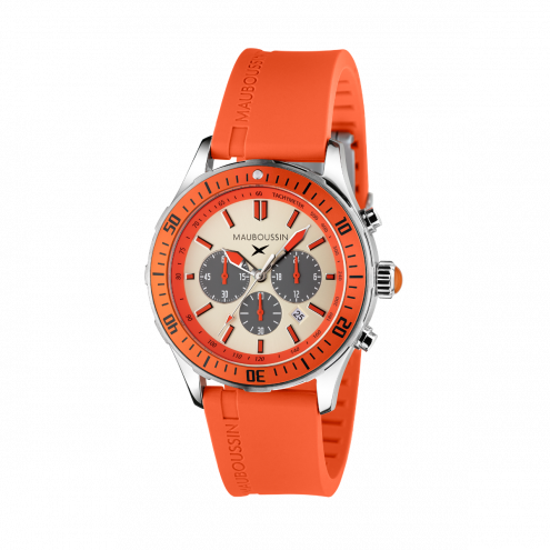 Orologio Bande d'Arrêt d'Urgence arancione